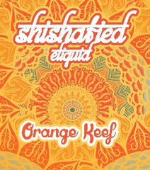 Orange Keef Shishafied E-Liquid
