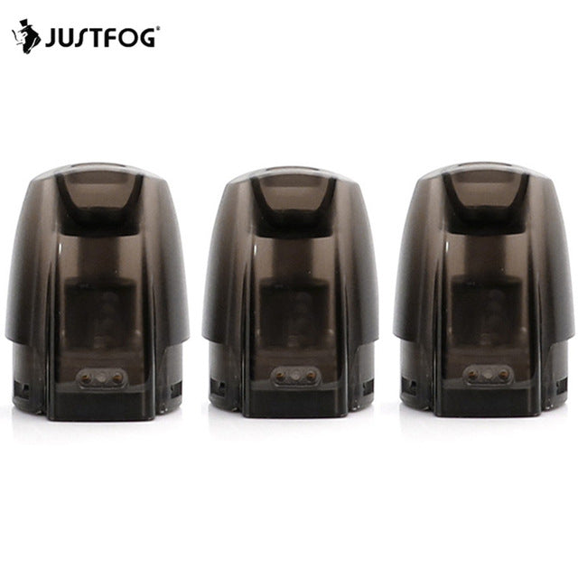 JUSTFOG MINIFIT REPLACEMENT PODS (3-PACK)