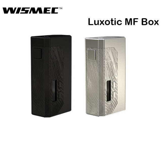 WISMEC LUXOTIC MF 100W BOX MOD