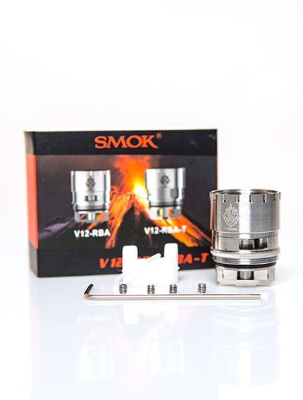 TFV12 RBA and RBA-T coil