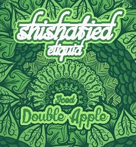 Iced Double Apple Shishafied E-Liquid