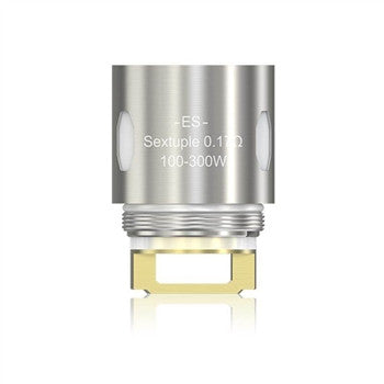 ELEAF ES SEXTUPLE 0.17OHM HEAD FOR MELO 300 5PCS