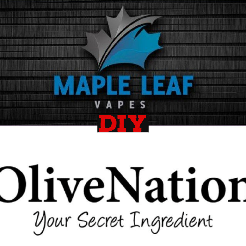 DIY Flavours - Olive Nation 100mls