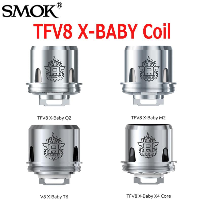 TFV8 X-BABY replacement coils