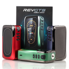 REV-TECH GTS 230W TC BOX MOD (Blue)