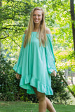 Stay Beautiful Dress, Mint