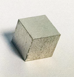Forge Solid - Magnesium-alloy Cube 1/2''