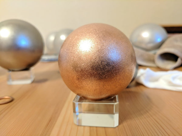 Trance Copper Sphere - new matte