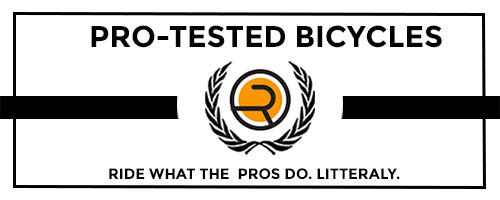 pro-tested bicycles