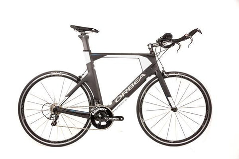 Orbea Ordu M20 Carbon Time Trial Bike // Shimano Ultegra FSA Vision-Time Trial Bikes-Orbea-Small-The Racery