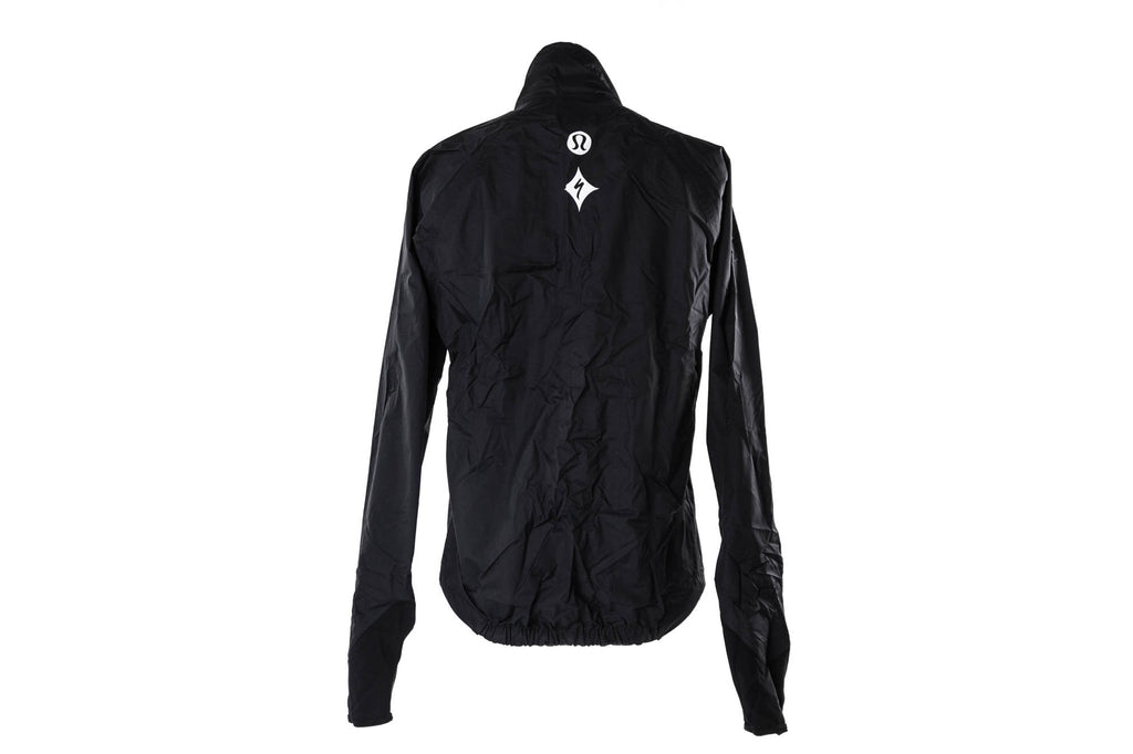 Nalini Rain Cycling Jacket // Road Bike Bicycle Team Specialized Lulelemon-Women's Cycling Apparel > Jackets-LuLuLemon-0-The Racery