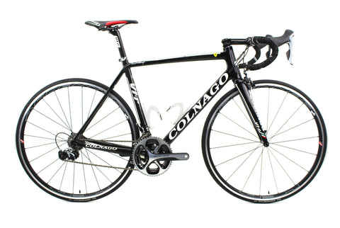 52cm Colnago V1.R Carbon Road Bike // Shimano Dura Ace Racing Selle Italia