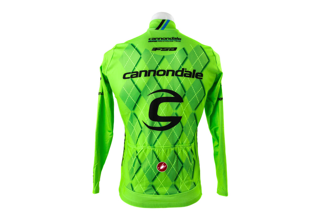 Men's Cannondale Thermal Long Sleeve Jersey