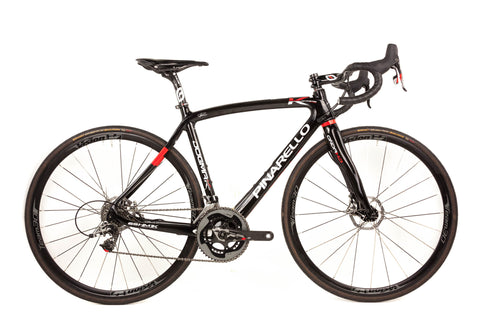 51cm Pinarello Dogma K Hydro Think 2 Carbon Road Bike // Sram Red 22 Disc Brake