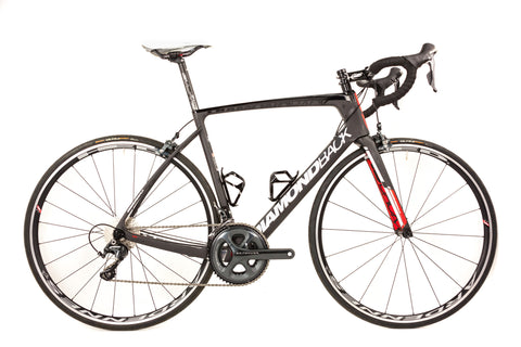 56cm Diamondback Podium Equipe 2016 // FSA Shimano Ultegra Zipp-Road Bikes-Diamondback-Default-The Racery