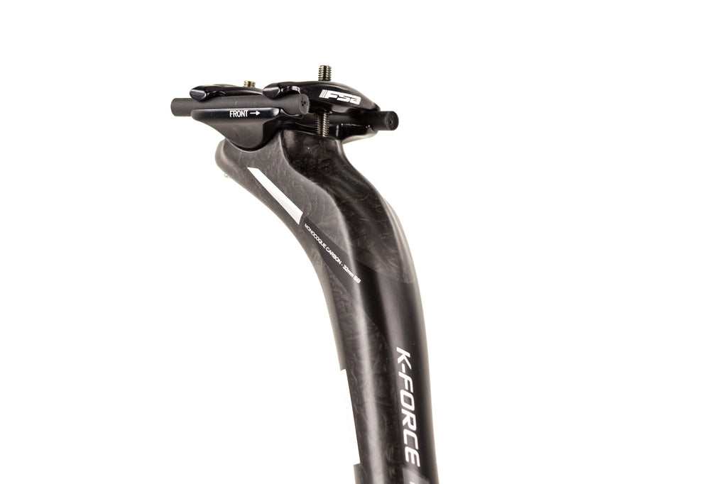 FSA K-Force SB32 Di2 Carbon Seatpost 27.2 350mm-Road Components > Seatposts-FSA-Default-The Racery