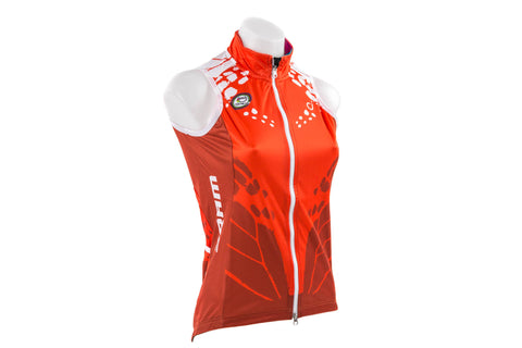 Velocio Team Cycling Wind Vest // Bicycle Cycling-Women's Cycling Apparel > Vests-Velocio-XXS-The Racery