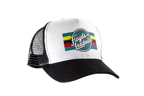 Floyd's of Leadville Trucker Hat // Cycling Bicycle Bike-Hats-Petspun-Default-The Racery