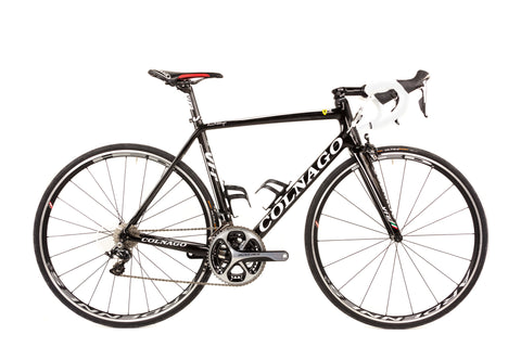 52cm Colnago V1-R Carbon Road Bike // Shimano Dura Ace Racing Selle Italia HED