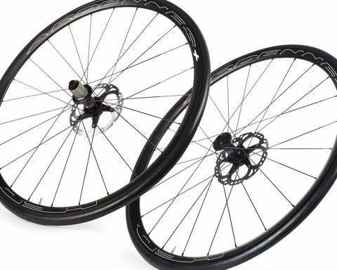 HED Ardennes GP Plus Disc Wheelset-Road Components > Wheels-HED-Default-The Racery