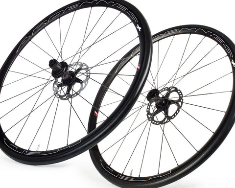 HED Ardennes LT Plus Discbrake Wheelset-Road Components > Wheels-HED-Default-The Racery