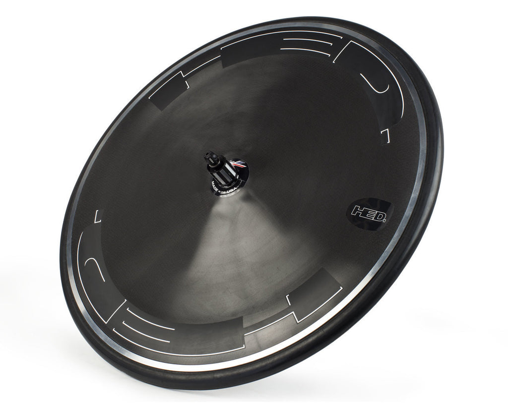 Jet Disc Plus Rear (Spacial Order)-Road Components > Wheels-HED-Default-The Racery