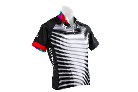 Nalini Women's Specialized Lululemon Team Cycling Jersey // Road Bike Bicycle-Men's Cycling Apparel > Short Sleeve Jerseys-Nalini-Small-The Racery