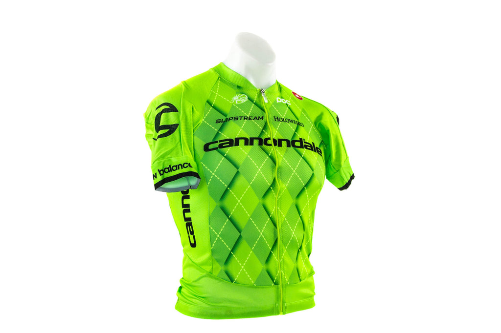 Castelli Men's Cannondale Aero Race 5.1 Cycling Jersey // Road Bike Bicycle-Men's Cycling Apparel > Short Sleeve Jerseys-Castelli-Small-The Racery