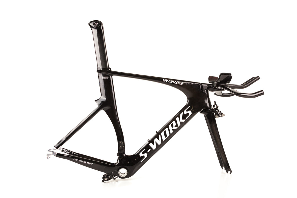 56cm Specialized S-Works Shiv Carbon Time Trial Frameset // Aero Racing-Time Trial Frames-Specialized-Default-The Racery