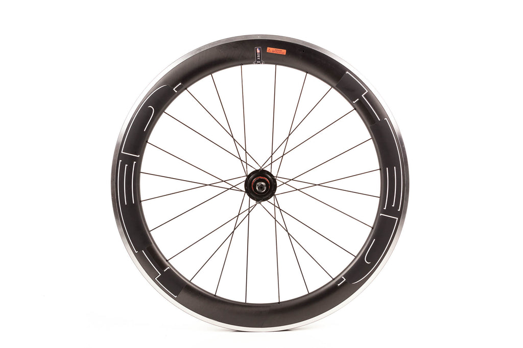 HED Jet 6 Plus Wheelset-Road Components > Wheels-HED-Default-The Racery