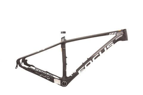 17in Focus Raven 29er Mountain Bike Carbon Frame // Hardtail Cross Country-Mountain Frames-Focus-Default-The Racery