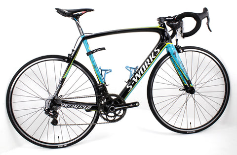 Specialized S-Works Tarmac 58cm Smukulis Super Record EPS - 2017