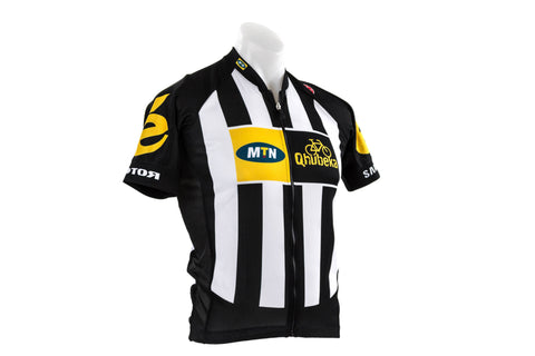 Men's MTN Qhubeka 2.0 Team Jersey