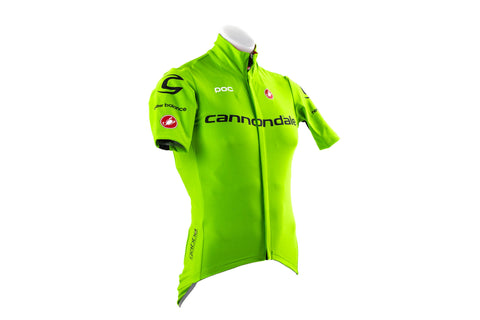 Castelli Men's Cannondale Gabba 2 Cycling Jersey // Road Bike Bicycle-Men's Cycling Apparel > Short Sleeve Jerseys-Castelli-Small-The Racery
