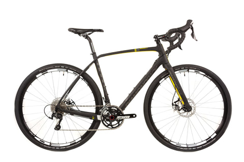 56cm Diamondback Haanjo Comp Carbon Gravel Bike // Bicycle Cyclocross Adventure-Cyclocross Bikes-Diamondback-Default-The Racery