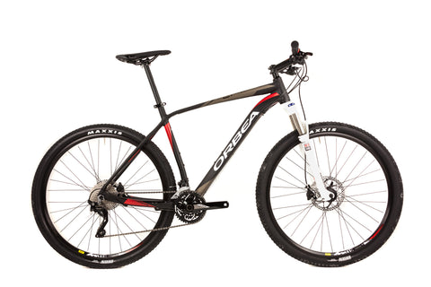 X-Large Orbea Alma 29 H50 Hardtail Mountain Bike / Shimano RockShox Selle Italia