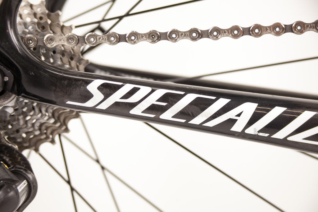 58cm Specialized S-Works Tarmac Carbon Road Bike // Campagnolo Super Record EPS-Road Bikes-Specialized-Default-The Racery