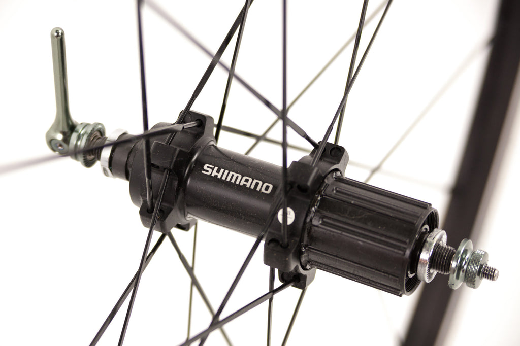 Shimano RS21 Low Profile Wheelset