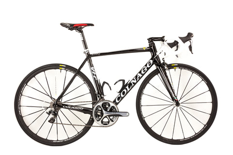 52cm Colnago V1-R Carbon Road Bike // Shimano Dura Ace Racing Selle Italia Mavic-Road Bikes-Colnago-Default-The Racery