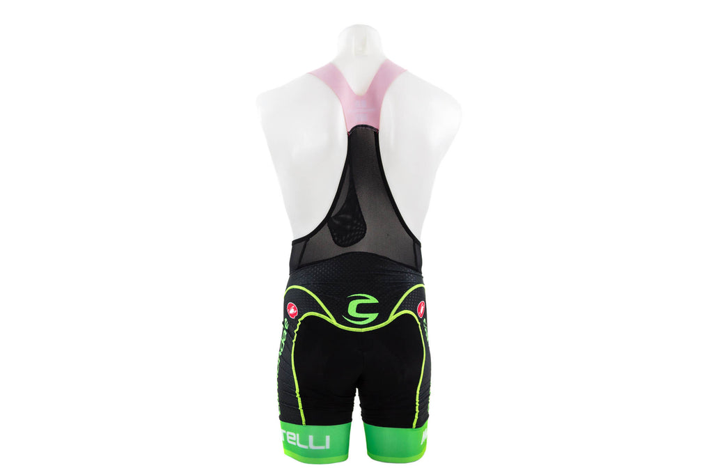 Castelli Men's Cannondale Free Aero Race Bicycle Bibshort // Road Bike Bicycle-Men's Cycling Apparel > Shorts / Bib Shorts-Castelli-Small-The Racery