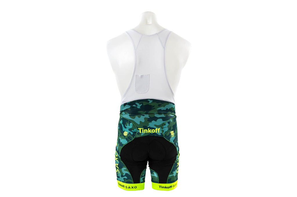 Sportful Tinkoff-Saxo Bodyfit Pro Cycling Bibshort // Road Bike Bicycle