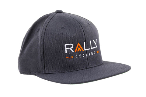 Team Rally Podium Cap // Pro Cycling Road Bike Bicycle