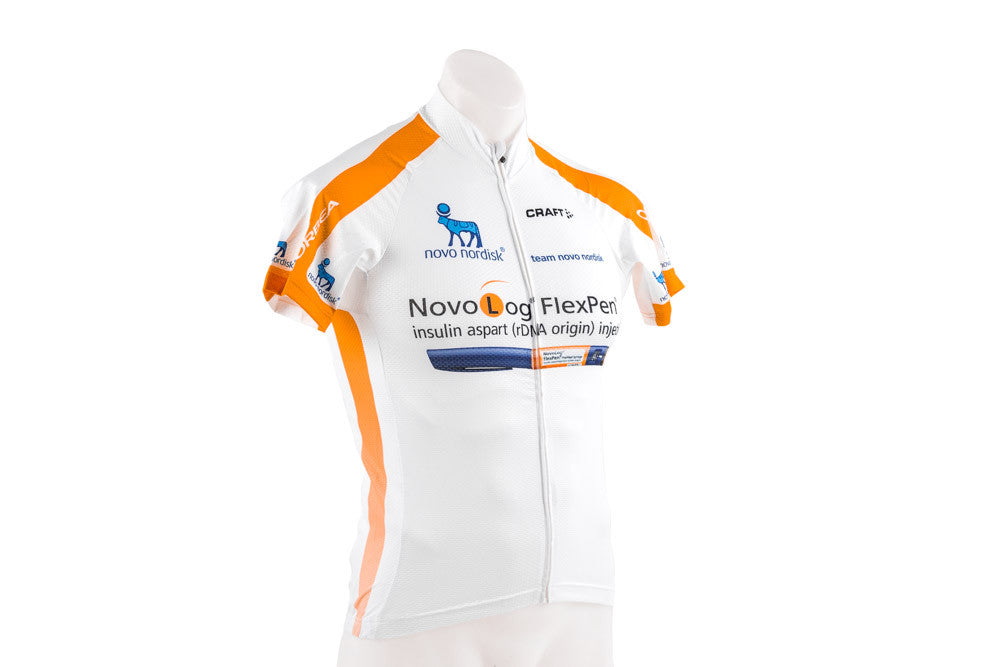 XS Craft EBC Classic Men's Cycling Jersey // Road Bike Bicycle Team Novo Nordisk