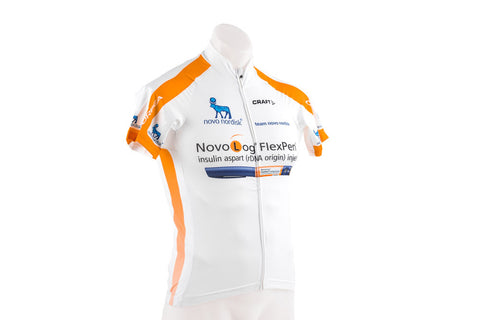 Nalini Men's Small EBC Classic Cycling Jersey // Road Bike Bicycle-Men's Cycling Apparel > Short Sleeve Jerseys-Craft-Default-The Racery
