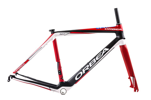 Orbea Avant OMP Carbon Endurance Road Frameset // Gravel Adventure-Road Frames-Orbea-49cm-The Racery