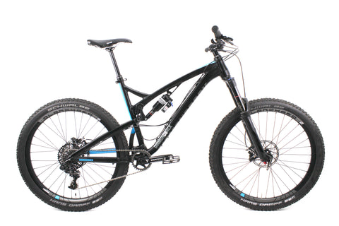 Diamondback Release 3 19in SRAM X1 Full Suspension Mountain Bike - 2017