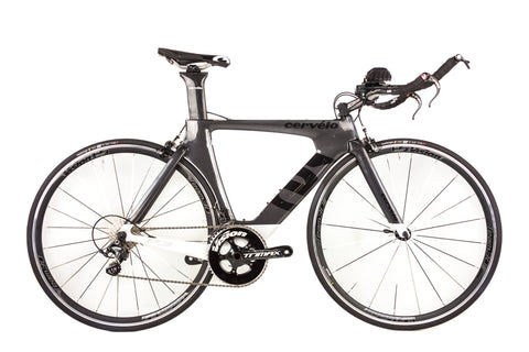 48cm Cervelo P3 Carbon Time Trial Bike // Shimano Ultegra Vision Team 30-Time Trial Bikes-Cervelo-Default-The Racery