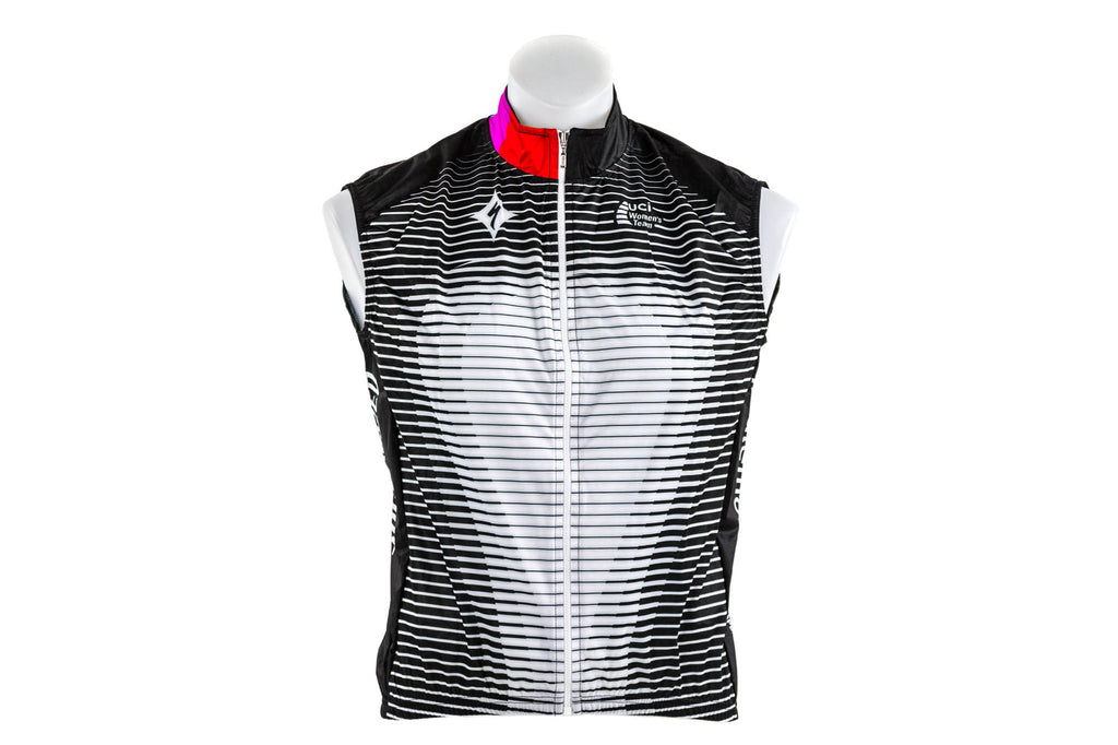Nalini Specialized Lululemon Cycling Wind Vest // Road Bike Bicycle-Men's Cycling Apparel > Vests-Nalini-Small-The Racery
