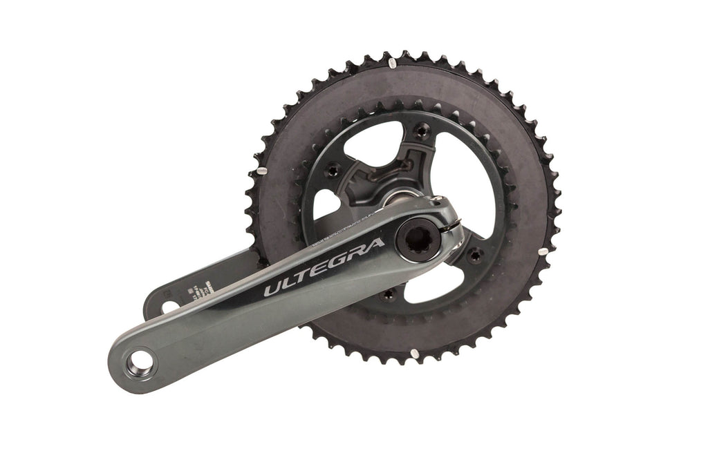 Shimano Ultegra 6800 Road Bicycle Crankset 175mm // Road Cycling-Road Components > Cranksets-Shimano-Default-The Racery