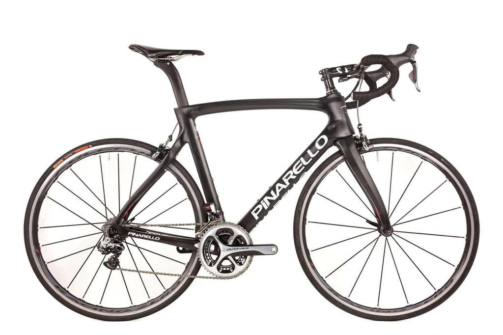 56cm Pinarello Dogma F8 Carbon Road Bike // Shimano Dura Ace Di2 Fulcrum Racing